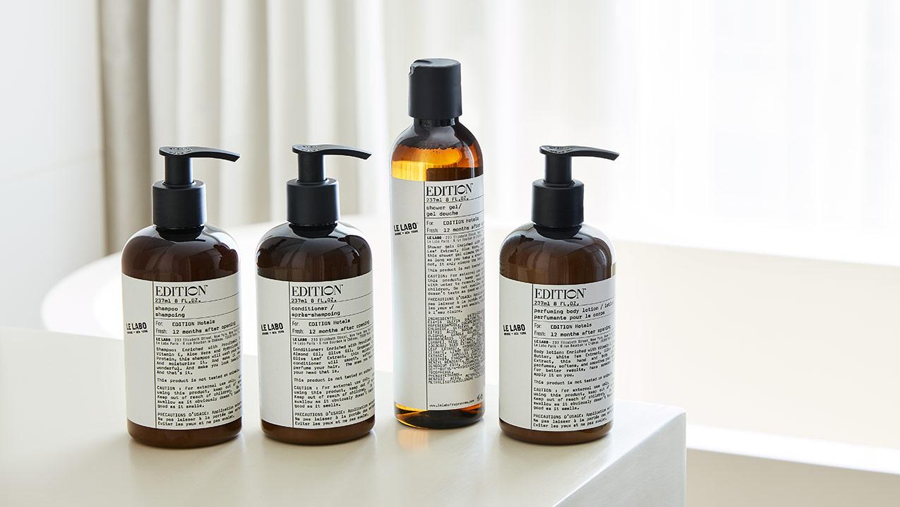 Le Labo Bath Amp Body Set Luxury Edition Hotel D 233 Cor By