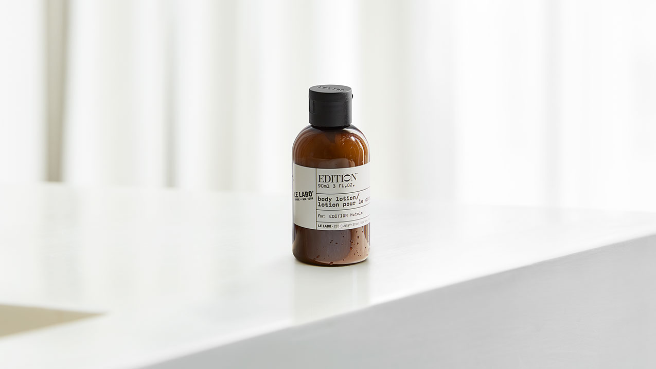 Le Labo Travel Body Lotion