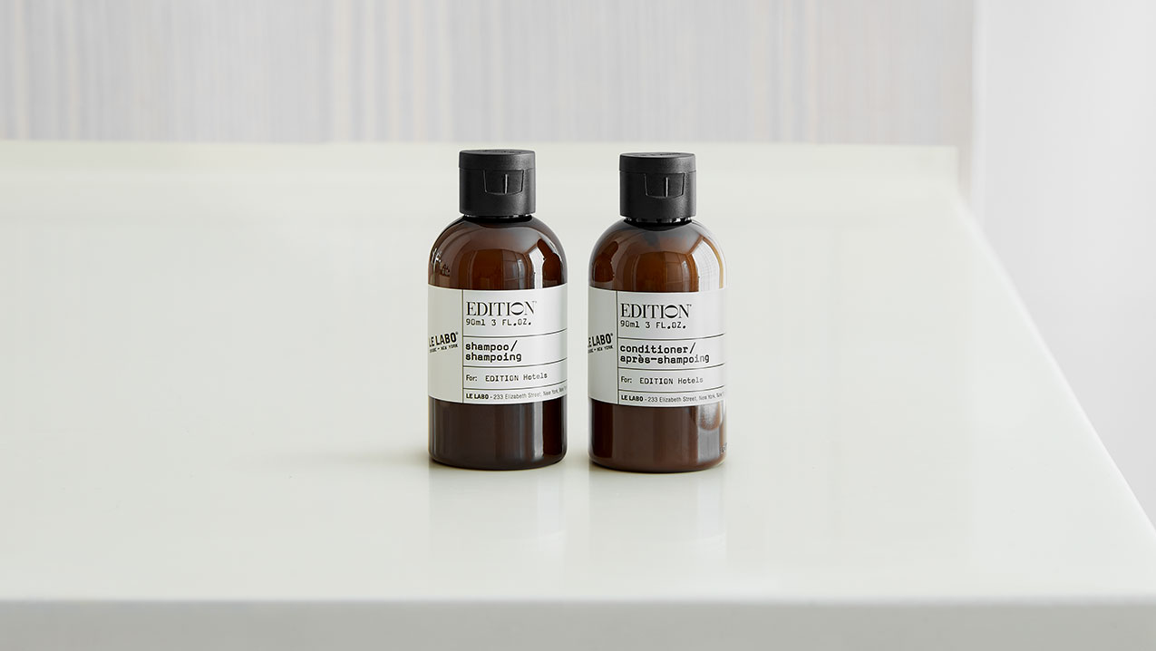 Le Labo Travel Shampoo & Conditioner