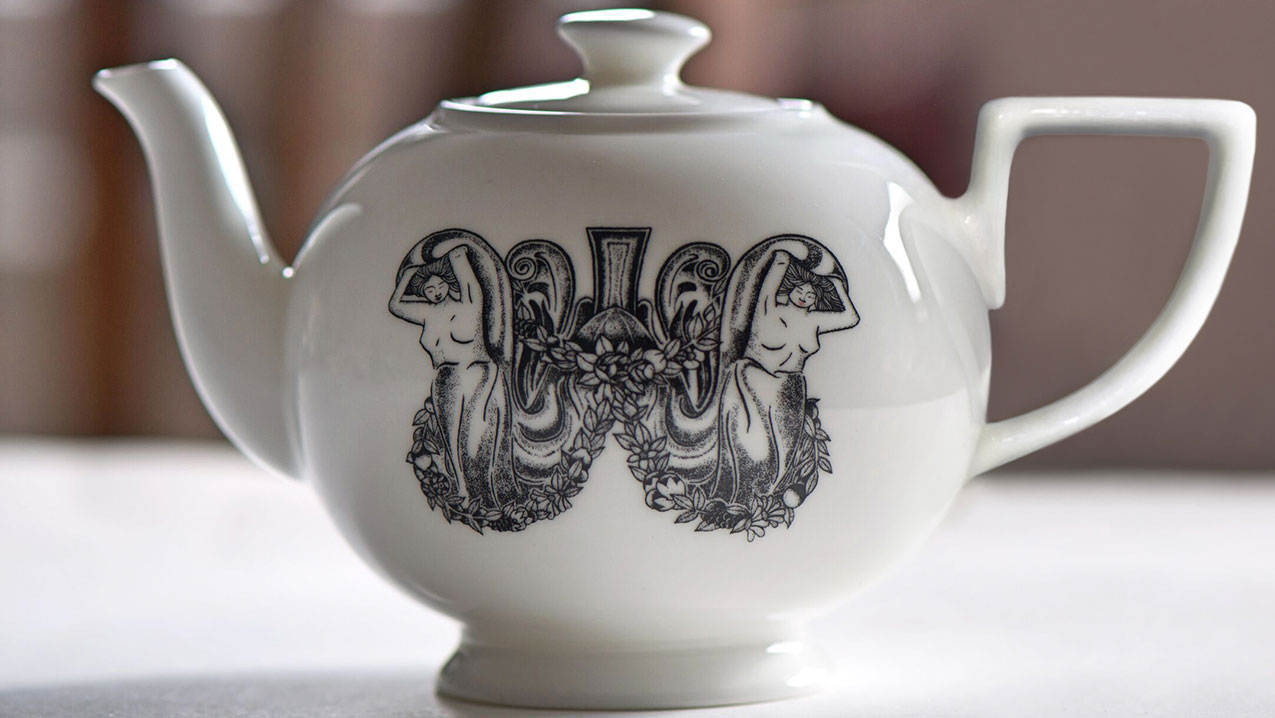 London EDITION Teapot